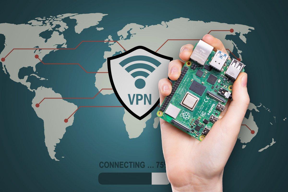 VPN Raspberry Pi © Clubic.com x Shutterstock