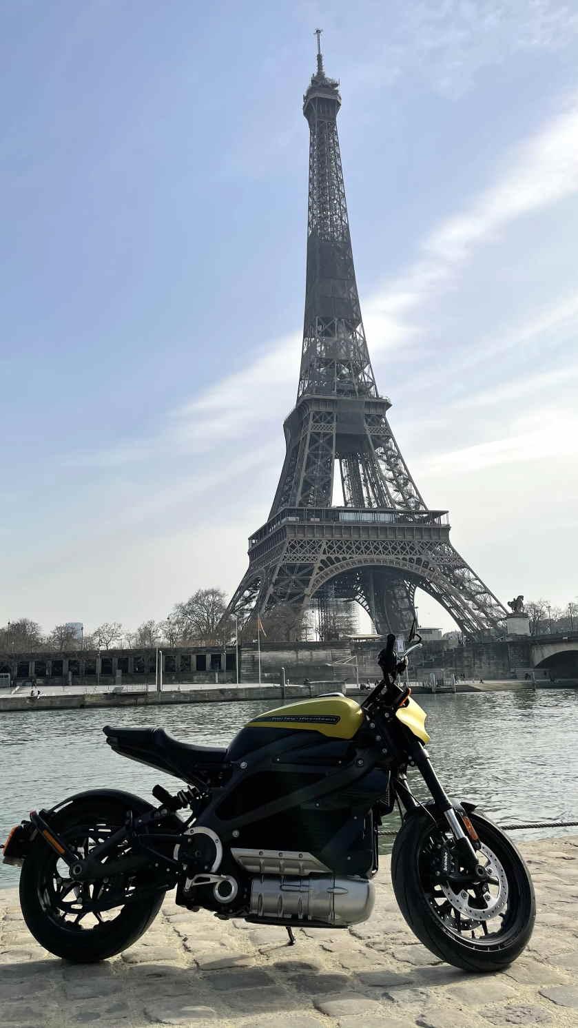 Harley-Davidson LiveWire © Thibault Jousse pour Clubic