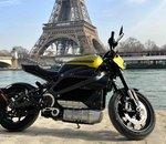 LiveWire sera la marque officielle des motos électriques Harley-Davidson