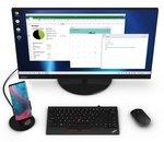 Le Motorola Edge+ s'offre un mode desktop une fois connecté à un écran