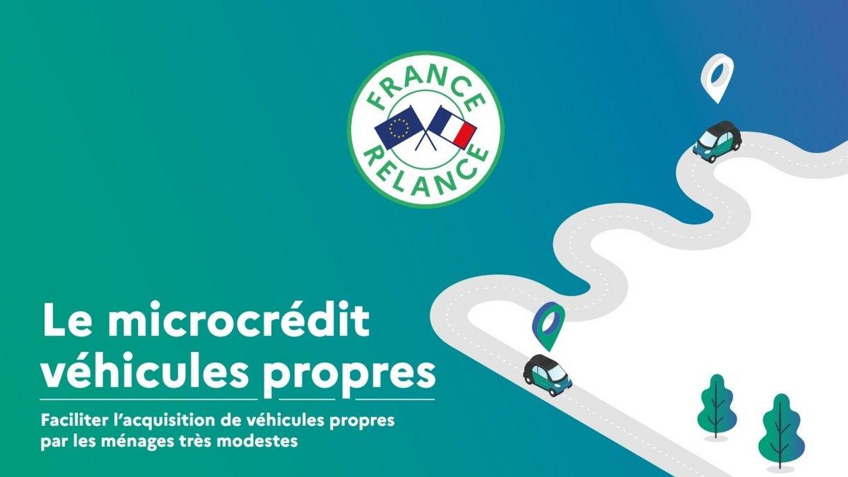 microcrédit véhicules propres © Gouvernement