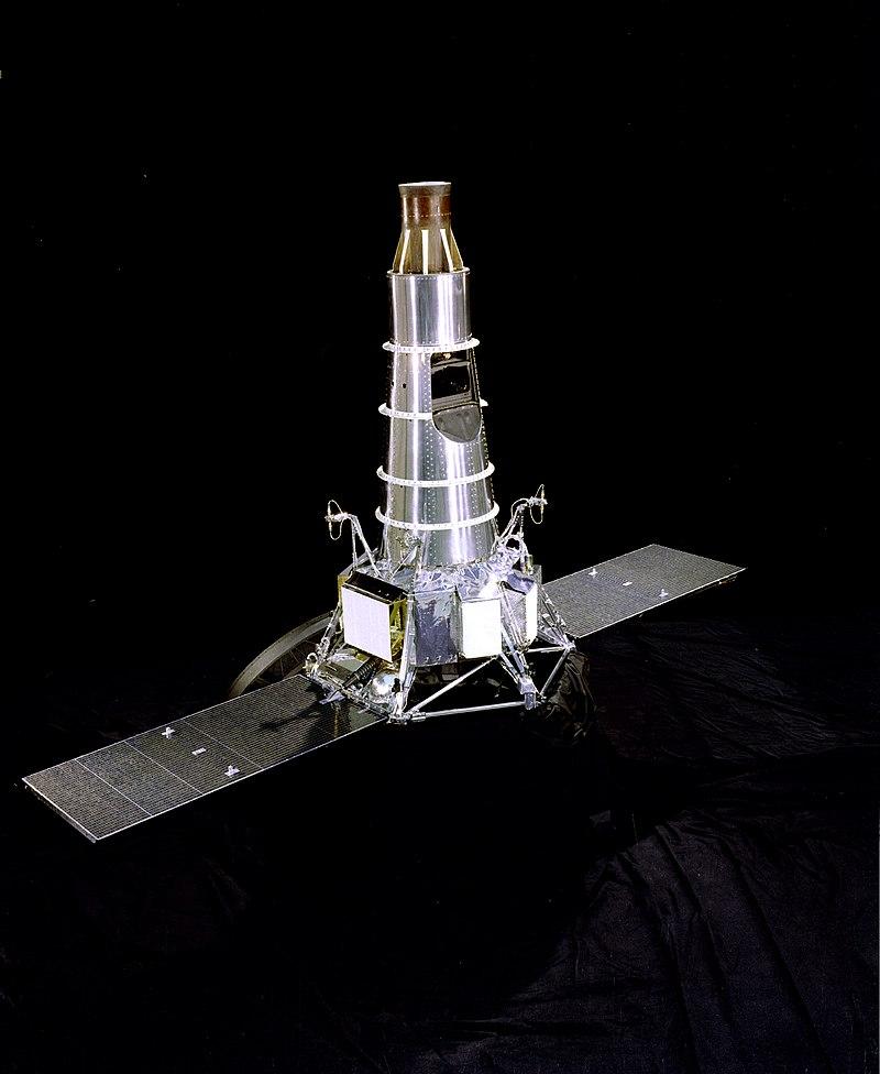 Ranger 6 Satellite © NASA