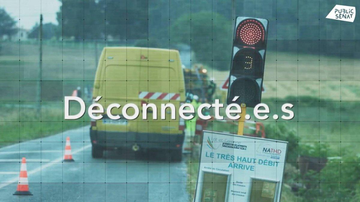 Les oubliés du numérique documentaire © Capture d'écran Public Sénat