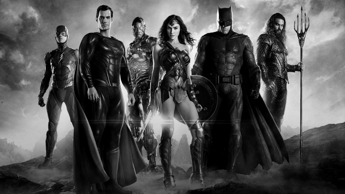 Zack Snyder's Justice League © HBO Max