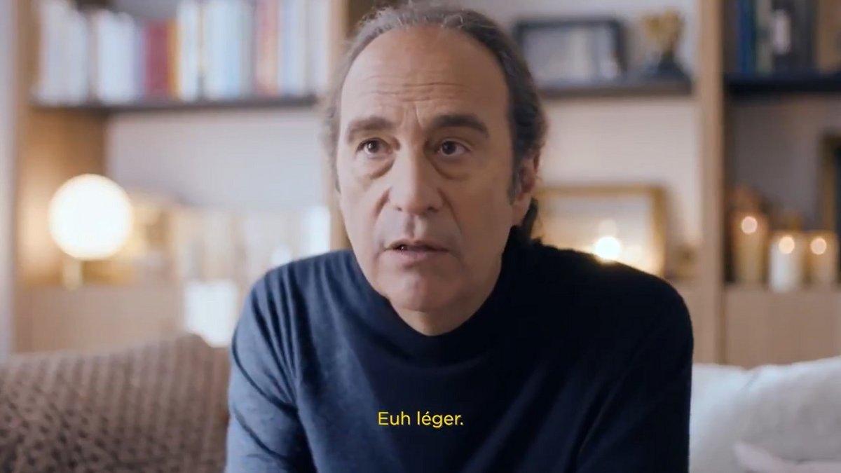 Xavier Niel tease © Capture d'écran