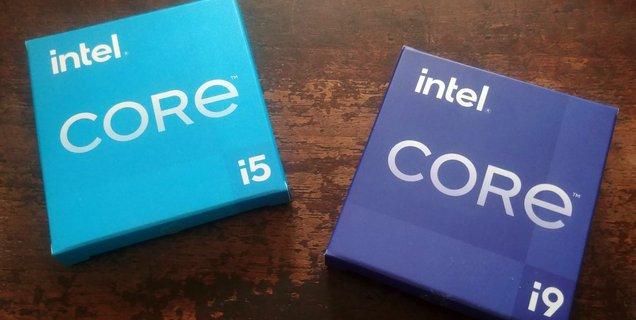 Test Intel Rocket Lake-S :  le Core i5-11600K s'en sort très bien, le i9-11900K un peu moins