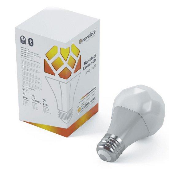 Nanoleaf Essentials Smart Light Bulb