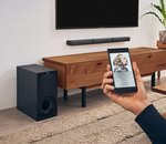 Sony lance HT-S40R, une barre de son accompagnée d'un caisson de basse et d'enceintes Surround