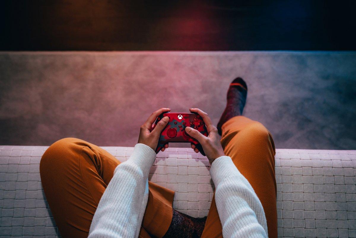 Manettes Xbox © Microsoft