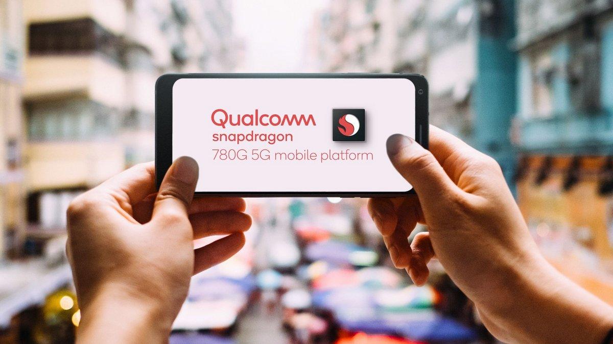 Snapdragon 780G Mobile © Qualcomm