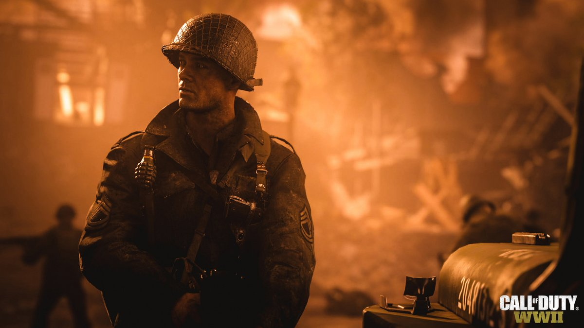 Call of Duty WWII © © Activision