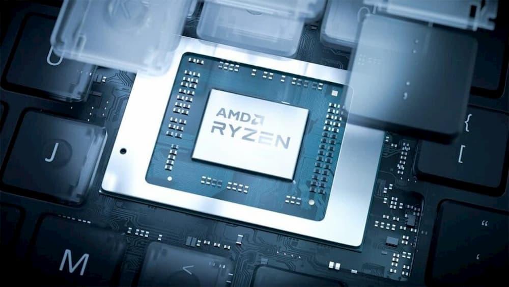 AMD Ryzen 9 5900HX © AMD