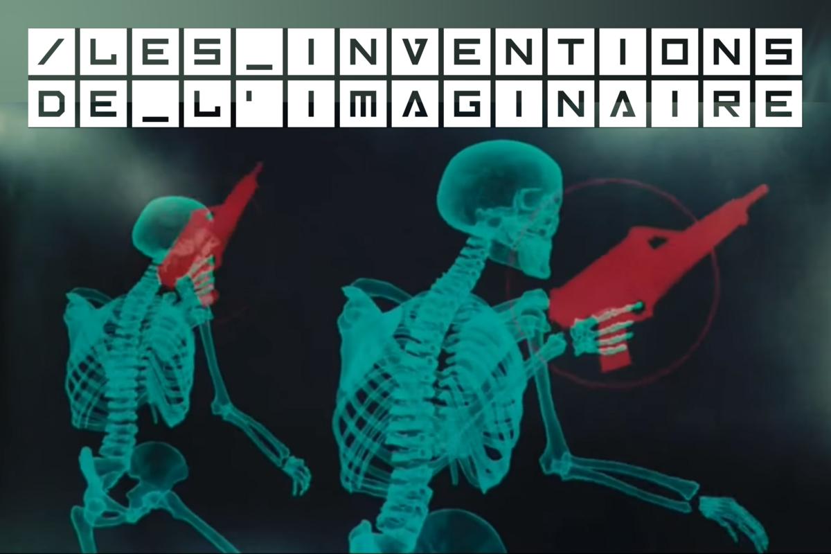 Les Inventions de l'Imaginaire Total Recall Large