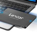 Test Lexar NQ100 : un petit SSD SATA fiable et peu coûteux