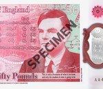 Alan Turing est la figure des nouveaux billets de 50 livres outre-Manche