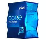 Un Core i9-11900K d'Intel overclocké poussé au-delà de 7 GHz