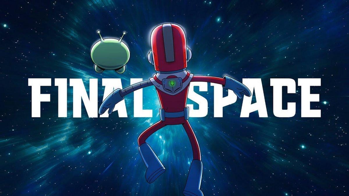 Final Space © TBS