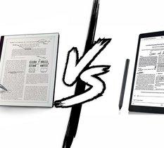 Bookeen Notéa VS Likebook P10 : duel au sommet pour la lecture grand format