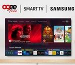 L'app TV OQEE by Free désormais dispo sur les smart TV Samsung (pour les abonnés Pop et Delta)