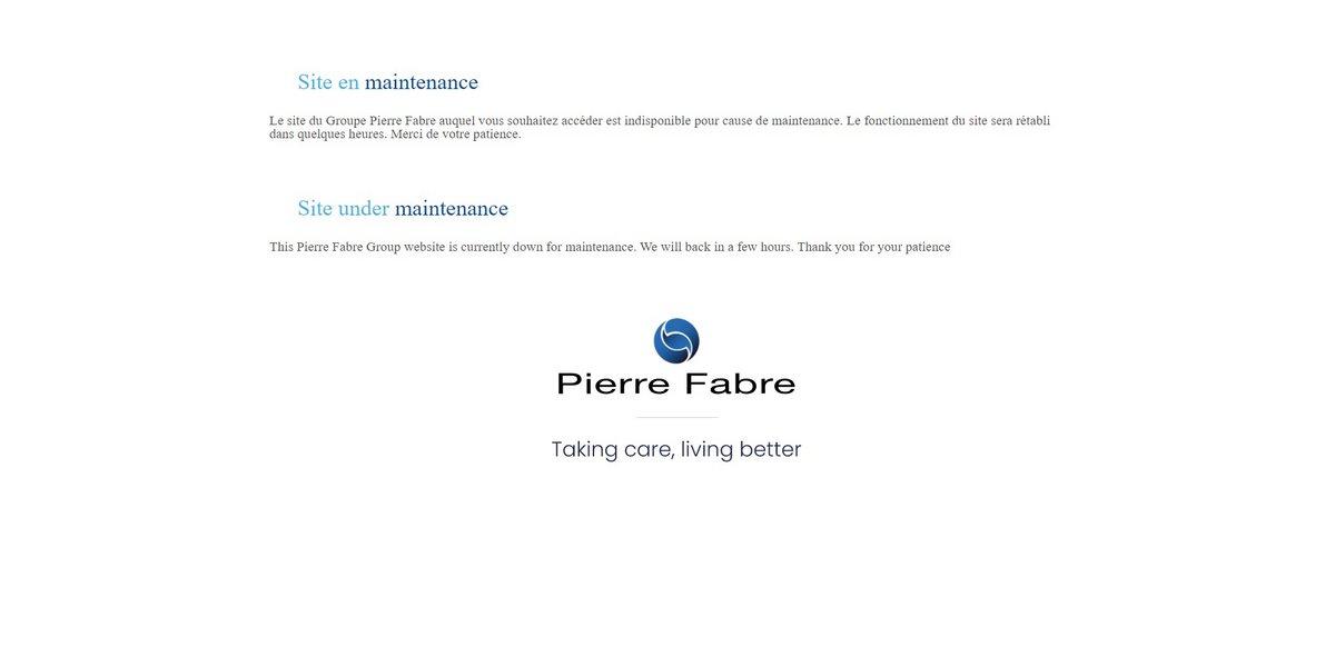 Pierre-Fabre-Maintenance © Capture d'écran