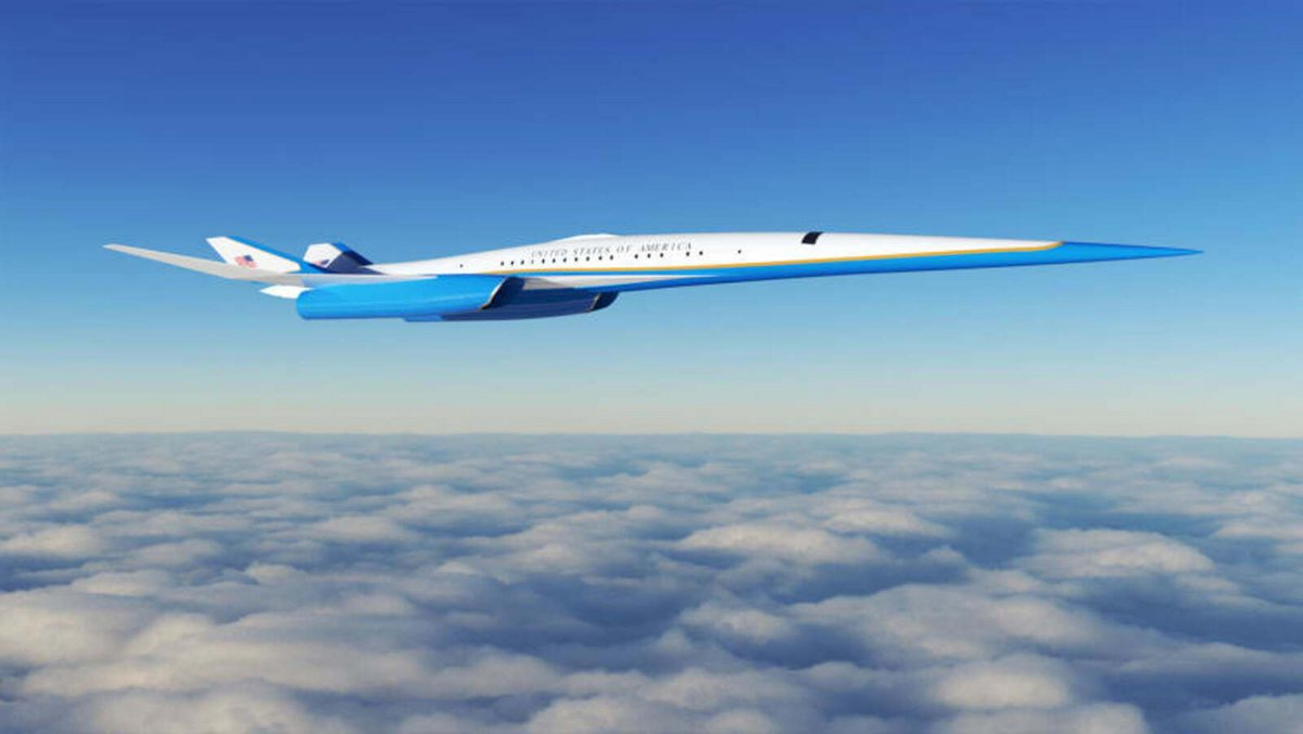 Exosonic avion © © Exosonic/CNN