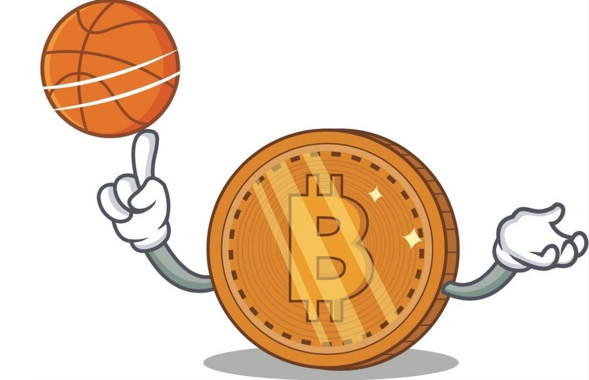 Basket-ball Bitcoin