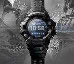 Casio G-SQUAD PRO GSW-H1000, la première smartwatch G-Shock sous Wear OS