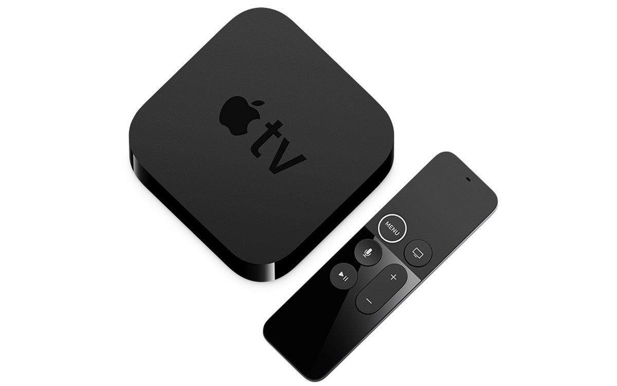 Apple TV 4K © Apple