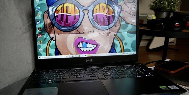 Test Dell G5 15 : un laptop abordable pour jouer à tous vos jeux en Full HD