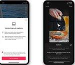TikTok rend ses vidéos plus accessibles en générant des sous-titres