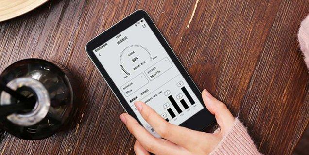 InkPalm 5 : Xiaomi lance une mini-liseuse Android compatible avec la plupart des applications de lecture