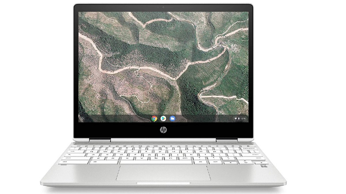HP Chromebook 12''