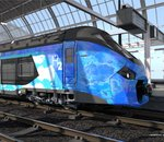 La SNCF passe sa première commande de train roulant à l'hydrogène