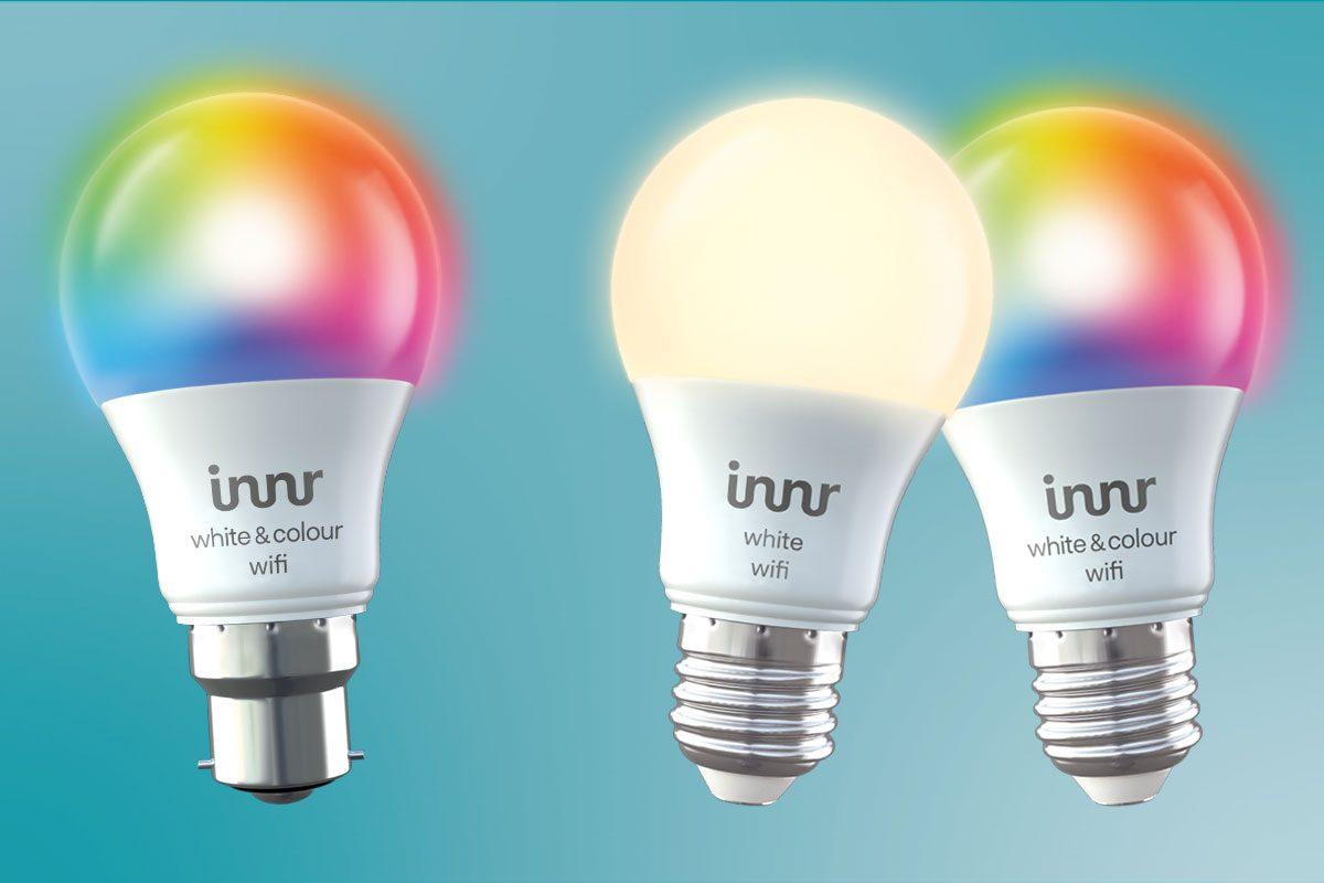Innr Ampoules connectées WiFi © Innr