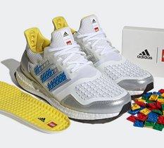 LEGO et Adidas partenaires pour des baskets personnalisables