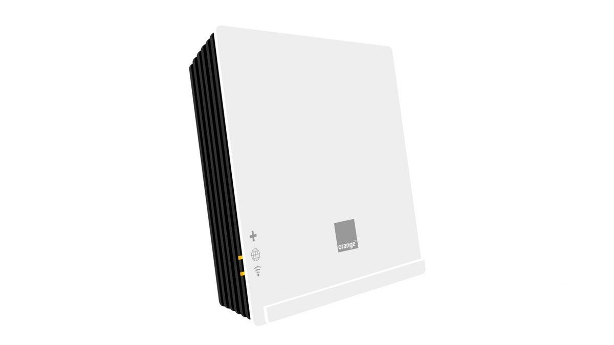 Orange répéteur Wi-Fi 6 © Orange