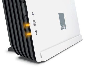 Orange répéteur Wi-Fi 6 zoom © Orange
