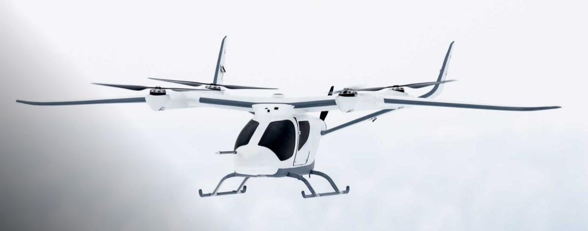 ALIA-250 Beta Technologies