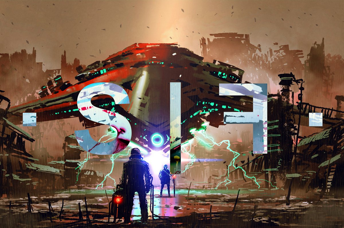 SF Invasion La Longue Traque 2 © clubic x shutterstock