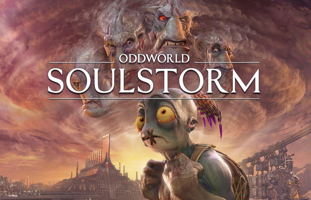 Oddworld Soulstorm © Oddworld Inhabitants