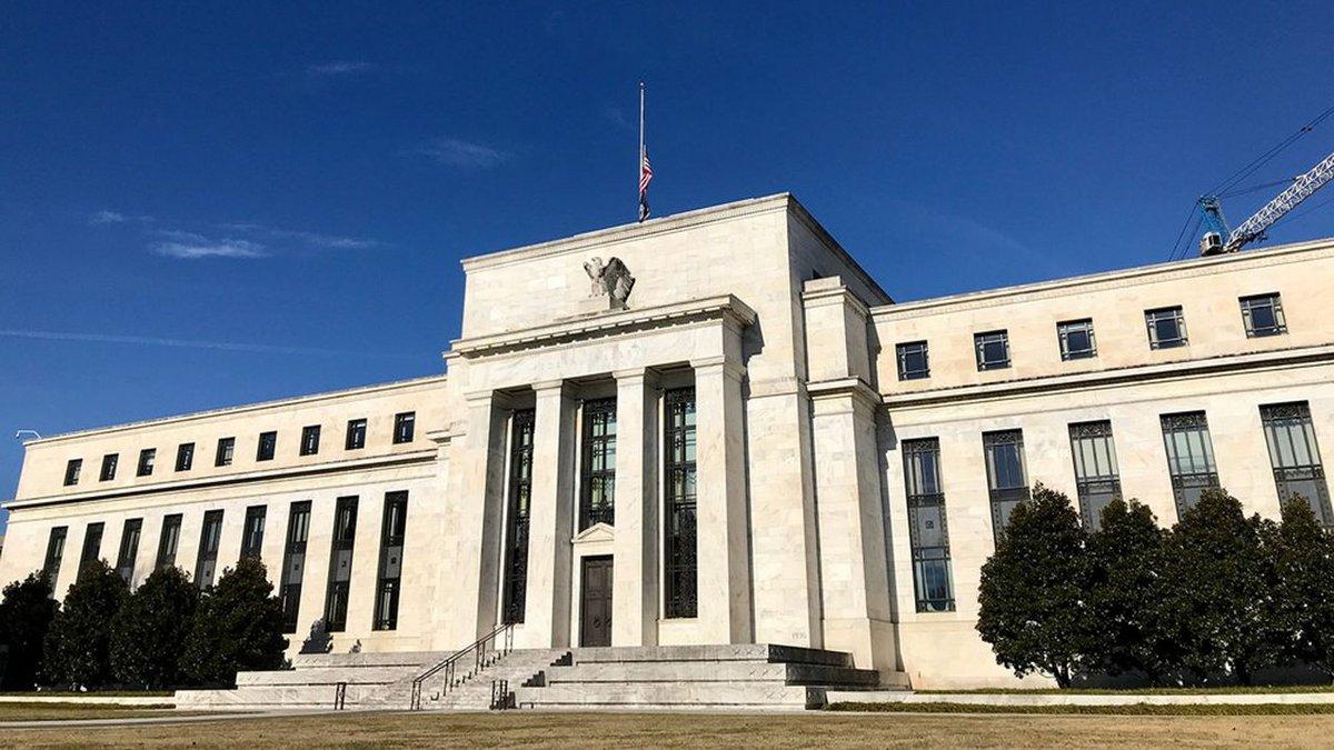 Banque centrale américaine © Shutterstock