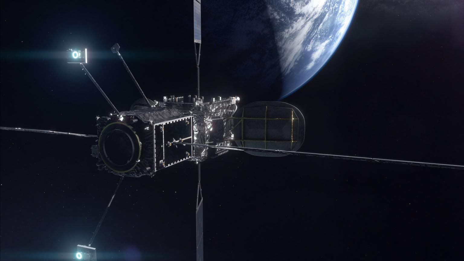 Pari réussi pour le MEV-2 de Northrop-Grumman, qui s'est amarré avec succès à un satellite en orbite