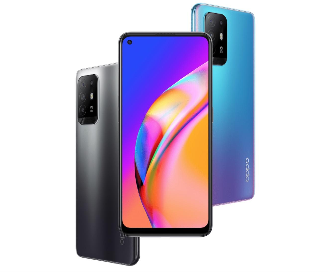 OPPO lance 3 nouveaux smartphones 5G sous la barre des 350€