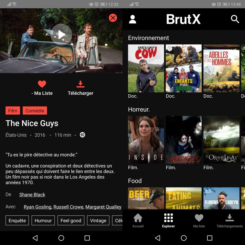 Télécharger brutX pour iOS