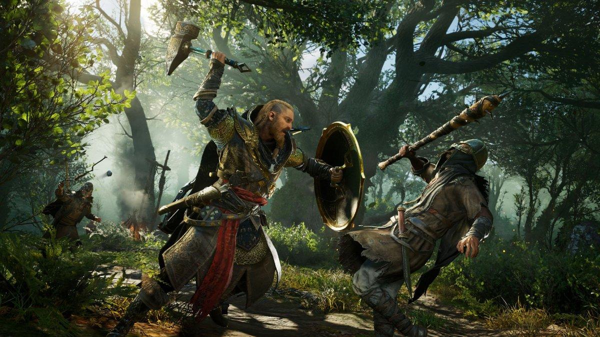 Assassin's Creed Valhalla DLC © Ubisoft