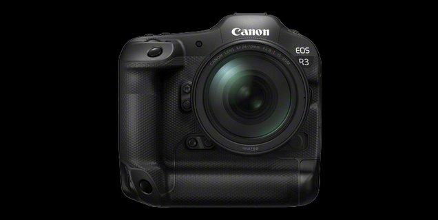 Canon officialise le développement de l'EOS R3, un hybride pensé pour la photo sportive