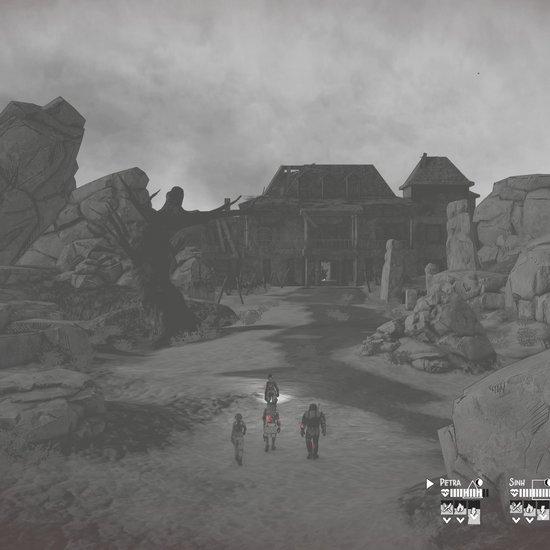 Ashwalkers : A Survival Journey