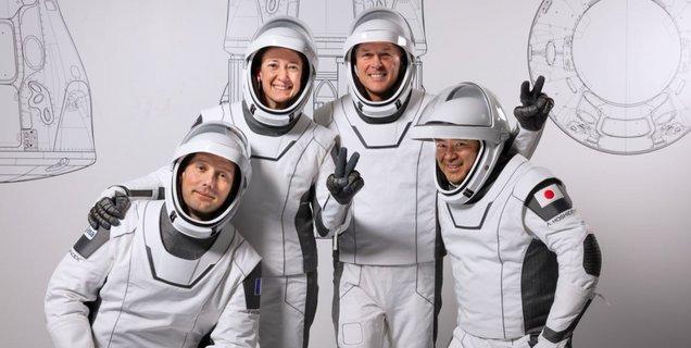 Crew-2 : Thomas Pesquet retourne en orbite