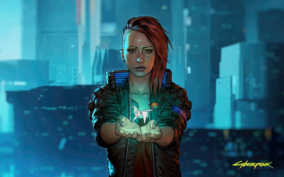 Cyberpunk 2077 Concept Art © CD PROJEKT RED