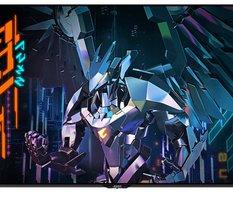 Gigabyte dévoile un moniteur gaming OLED de 48 pouces